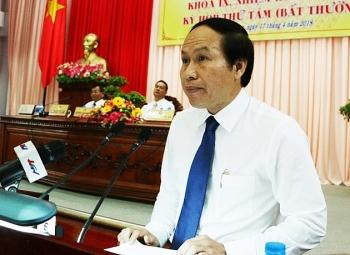 Chân dung ông Lê Tiến Châu - tân Bí thư Tỉnh ủy Hậu Giang