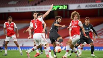 Xem trực tiếp, online Siêu cúp Anh Liverpool vs Arsenal ở kênh nào?