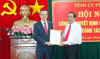 Bộ Chính trị chuẩn y ông Phạm Đại Dương giữ chức Bí thư Tỉnh ủy Phú Yên