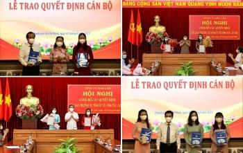 TP.HCM, Đắk Lắk điều động, bổ nhiệm hàng loạt nhân sự, lãnh đạo mới