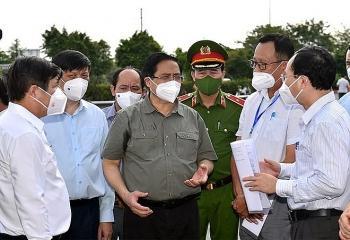 Thủ tướng Phạm Minh Chính sẽ chỉ đạo, điều phối chung về phòng, chống dịch COVID-19