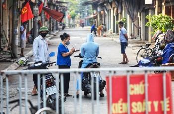 Sáng ngày 14/8, Hà Nội ghi nhận 02 ca dương tính SARS-CoV-2