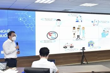 Kết nối 100% cơ sở y tế tuyến huyện, xây dựng mạng lưới phòng chống dịch COVID-19 quốc gia