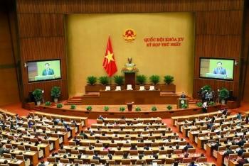 Quốc hội ghi nhận, đánh giá cao sự điều hành quyết liệt, hiệu quả của Chính phủ