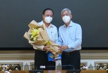 Bổ nhiệm nhân sự, lãnh đạo mới tại TP.HCM, Quảng Ninh, Quảng Ngãi