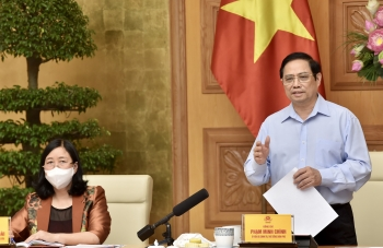 Thủ tướng Phạm Minh Chính: Chính phủ luôn cố gắng hết sức, tất cả vì cuộc sống bình yên, ấm no, hạnh phúc của nhân dân