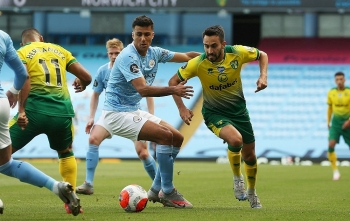 Link xem trực tiếp Man City vs Norwich (21h00, 21/8): Nhận định tỷ số, thành tích đối đầu
