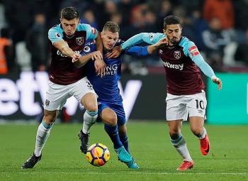 Link xem trực tiếp West Ham vs Leicester (02h00, 24/8): Nhận định tỷ số, thành tích đối đầu