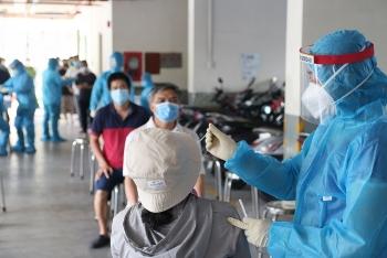Hà Nội thêm 15 ca mắc COVID-19, phát sinh ổ dịch mới tại Long Biên