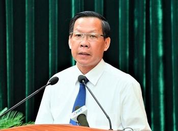 Ông Phan Văn Mãi được bầu làm Chủ tịch UBND TP.HCM