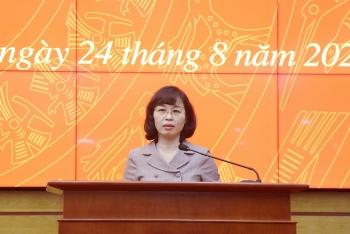 Bà Trịnh Thị Minh Thanh được bầu làm Phó Bí thư Tỉnh ủy Quảng Ninh