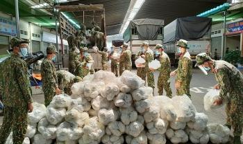 Điều thêm 2.000 quân nhân hỗ trợ Bình Dương phòng chống dịch COVID-19