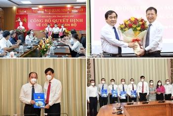 Thái Bình, Quảng Nam, TP.HCM bổ nhiệm loạt nhân sự, lãnh đạo mới
