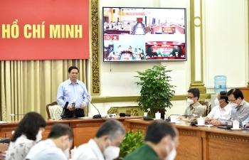 Thủ tướng yêu cầu củng cố vững chắc hơn, phát huy hiệu quả hơn 312 pháo đài chống dịch tại TPHCM