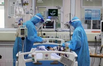 Ngày 8/9, Việt Nam ghi nhận thêm 12.680 ca mắc COVID-19