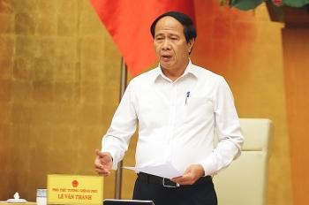 Phó Thủ tướng Lê Văn Thành được phân công làm Chủ tịch Hội đồng thẩm định Quy hoạch sử dụng đất quốc gia