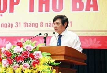 Ông Nguyễn Sơn Hùng được bầu làm Phó Chủ tịch UBND tỉnh Đồng Nai