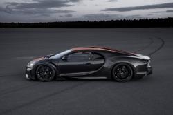 video o to chay nhanh nhat the gioi bugatti chiron dat van toc gan 500 kmh