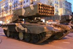 Video: Bắn mưa rocket nhanh không tưởng, pháo tự hành Nga khoe sức mạnh