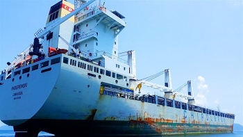 Xử phạt tàu quốc tịch Síp neo đậu trái phép trong vùng nội thủy Việt Nam