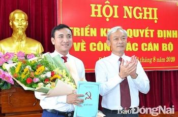 Tin bổ nhiệm lãnh đạo mới Đồng Nai, Bạc Liêu, Quảng Ngãi