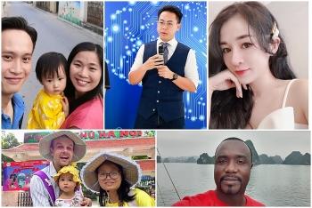 Quốc khánh 2/9 ấn tượng, đậm đà bản sắc Việt trong mắt bạn bè năm châu