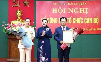 Ban Bí thư chỉ định nhân sự mới Tỉnh ủy Thái Nguyên, Hà Nam, Hà Tĩnh