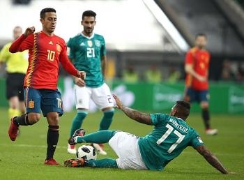 Soi kèo Đức vs Tây Ban Nha (UEFA Nations League, 01h45 ngày 4/9)