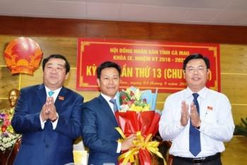 Chân dung ông Lê Quân - tân Chủ tịch tỉnh Cà Mau