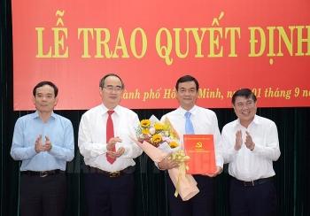 TP.HCM, Hậu Giang, Phú Yên bổ nhiệm nhân sự, lãnh đạo mới