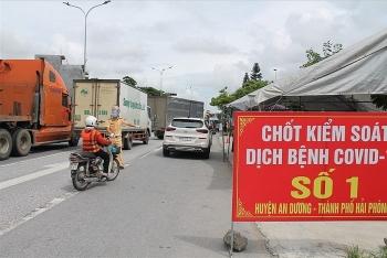 Thêm 328 ca COVID-19 mới, Việt Nam hiện có hơn 20 nghìn ca bệnh