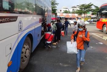 Khôi phục hoạt động chở khách đi - đến Đà Nẵng từ 0h ngày 7/9