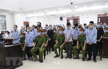 Xét xử vụ án Đồng Tâm: HĐXX bác yêu cầu triệu tập ông Nguyễn Đức Chung