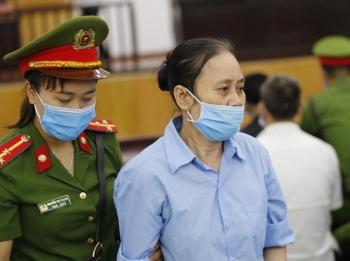 Một số hình ảnh tại phiên tòa xét xử sơ thẩm vụ án Đồng Tâm