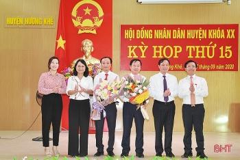 Tin bổ nhiệm lãnh đạo mới Hòa Bình, Hà Tĩnh, Đắk Nông