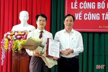 Hà Tĩnh, Đà Nẵng, Bạc Liêu bổ nhiệm nhân sự, lãnh đạo mới