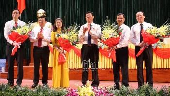 Thái Nguyên, Bắc Kạn, Hà Giang, Bắc Giang, Nam Định bổ nhiệm lãnh đạo mới