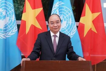 Thông điệp của Thủ tướng Nguyễn Xuân Phúc gửi phiên họp cấp cao Liên Hợp Quốc