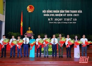 Thanh Hóa, Tây Ninh, Đồng Tháp điều động, bổ nhiệm lãnh đạo mới