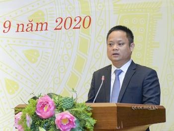 Ông Vũ Minh Tuấn được bổ nhiệm làm Phó Chủ nhiệm Văn phòng Quốc hội