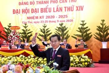 Chân dung ông Lê Quang Mạnh - tân Bí thư Thành ủy Cần Thơ