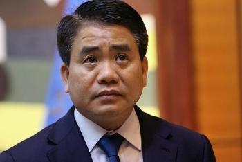 Hà Nội bãi nhiệm chức danh Chủ tịch UBND thành phố với ông Nguyễn Đức Chung