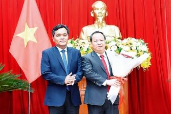 Tin bổ nhiệm lãnh đạo mới Hà Nội, Quảng Ngãi, Gia Lai