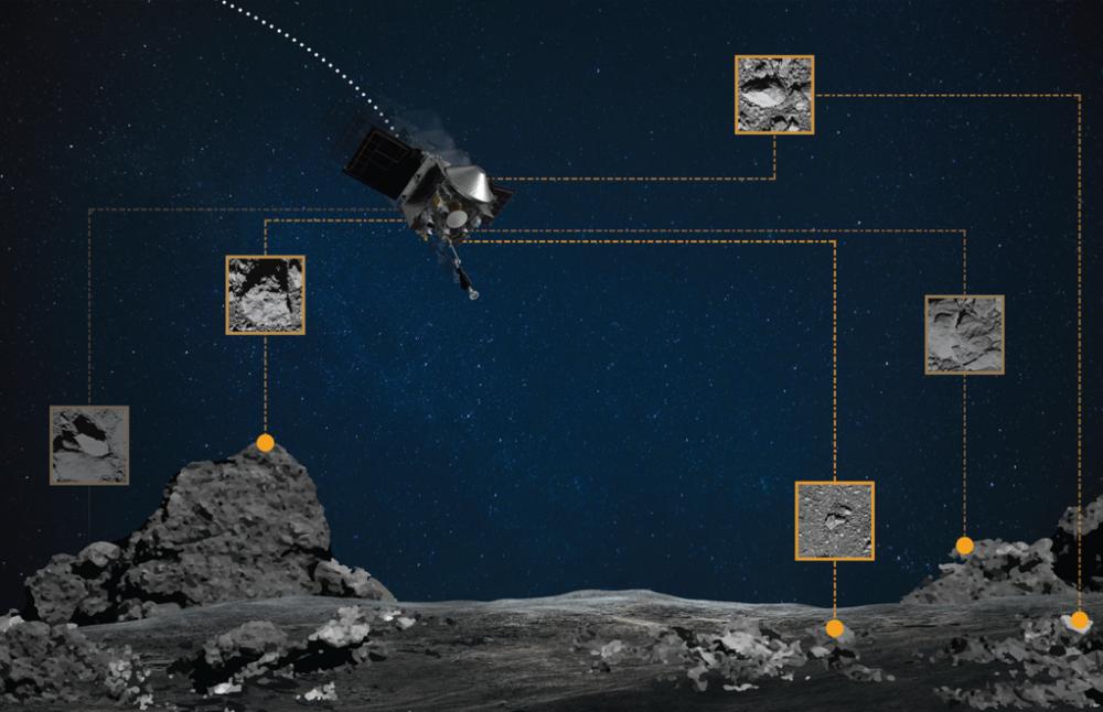 Tàu vũ trụ NASA sắp hạ cánh xuống tiểu hành tinh đang đe dọa hủy diệt Trái đất