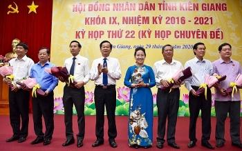Bí thư Thành ủy 43 tuổi được bầu làm Phó Chủ tịch tỉnh Kiên Giang