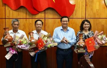 Thừa Thiên - Huế, Sóc Trăng, Long An bổ nhiệm nhân sự mới