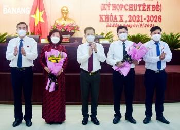 Đà Nẵng bầu 2 tân Phó Chủ tịch UBND thành phố