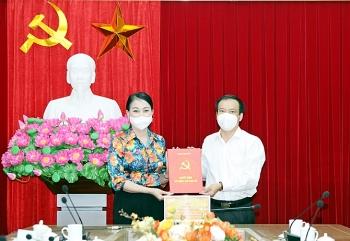 Ban Bí thư chuẩn y, chỉ định nhân sự mới tại Vĩnh Phúc, Đắk Nông