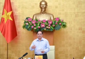 Thủ tướng Phạm Minh Chính: Giãn cách xã hội nghiêm ngặt để kiểm soát được dịch bệnh sớm nhất