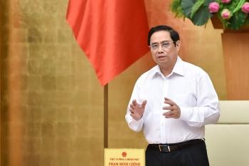 Thủ tướng Phạm Minh Chính: Quyết tâm phấn đấu kiểm soát dịch bệnh trong tháng 9